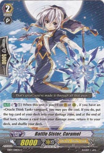 [Cardfight Vanguard] Rising Miracle Barebones Price Guide ...