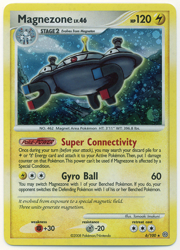 Image Gallery magnezone card
