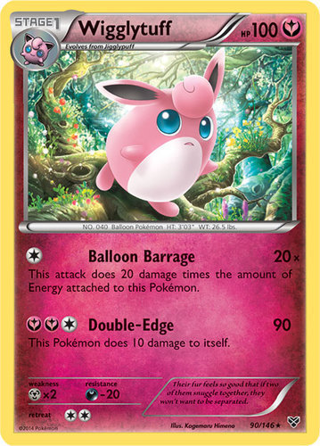 wigglytuff pokemon card